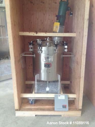 Unused- Lee 200 Liter (50 Gallon) Mixing Vessel, Model DBT 200L