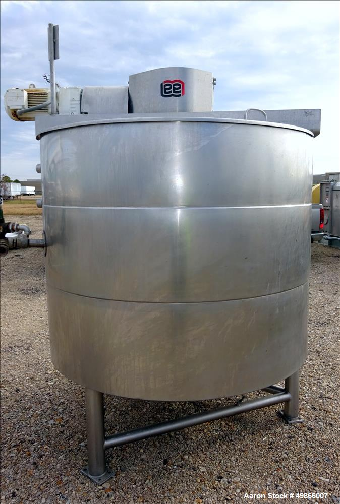 Used- Lee Industries Double Motion Kettle, Model 400 D9MS