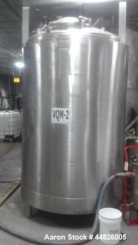 Used- Lee Industries Double Motion Vacuum Kettle, Model 850U9MS.
