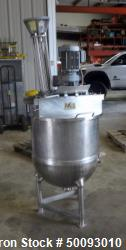 Used- Groen Twin Agitated Kettle