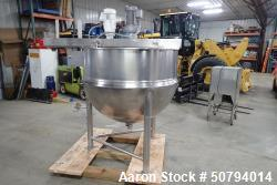 Used- Lee Industries 300 Gallon Kettle