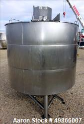 "Used- Lee Industries Double Motion Kettle, Model 400 D9MS, 400 Gallon, 316 Stainless Steel. Approximate 57"" diameter x 45"" d..."