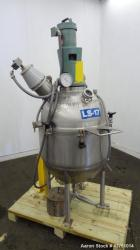 Used- 40 Gallon Stainless Steel Lee Industries Vacuum Kettle, Model 40D