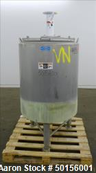 Used- Walker Stainless Kettle, 400 Liter (105.6 Gallon), 304 Stainless Steel, Ve