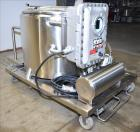 Used- DCI Kettle, 200 Gallon, Stainless Steel.