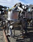 Used- Hamilton Style CW Tilting Kettle, 150 Gallon,