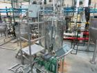 Used- Lee Industries Double Motion Jacketed Mix Kettle, 100 Gallon, Model 100U9MS. Approximate 30