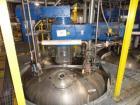 Used- Olsa Twin Motion Vacuum Kettle,10,000 liter (2642 gallon)