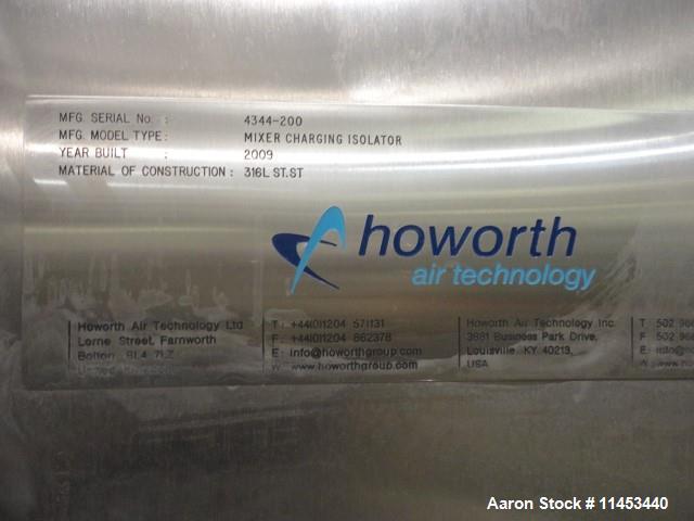 Unused- Howorth Isolator.