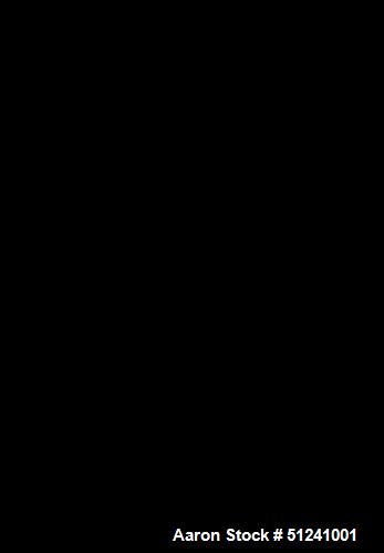 Used EthoEx Corporation CERRX Fully Automated Cryogenic Extraction Rot