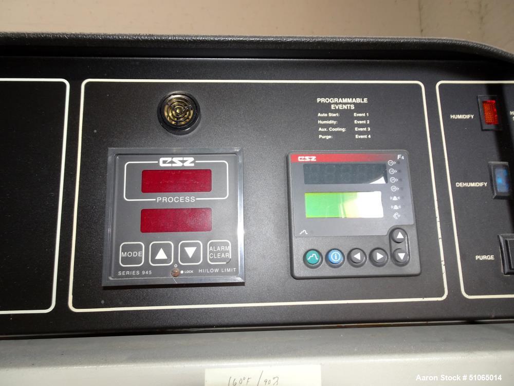 Used- CSZ / Cincinnati Sub-Zero ZH Temperature / Humidity Chamber