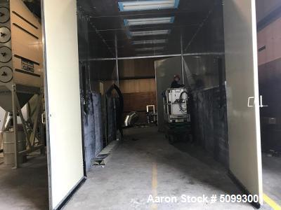 Used- Clemco Sandblast Room