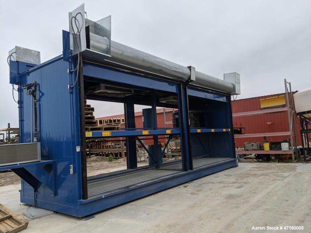 Used- Denios Air Conditioned Storage Cabinet