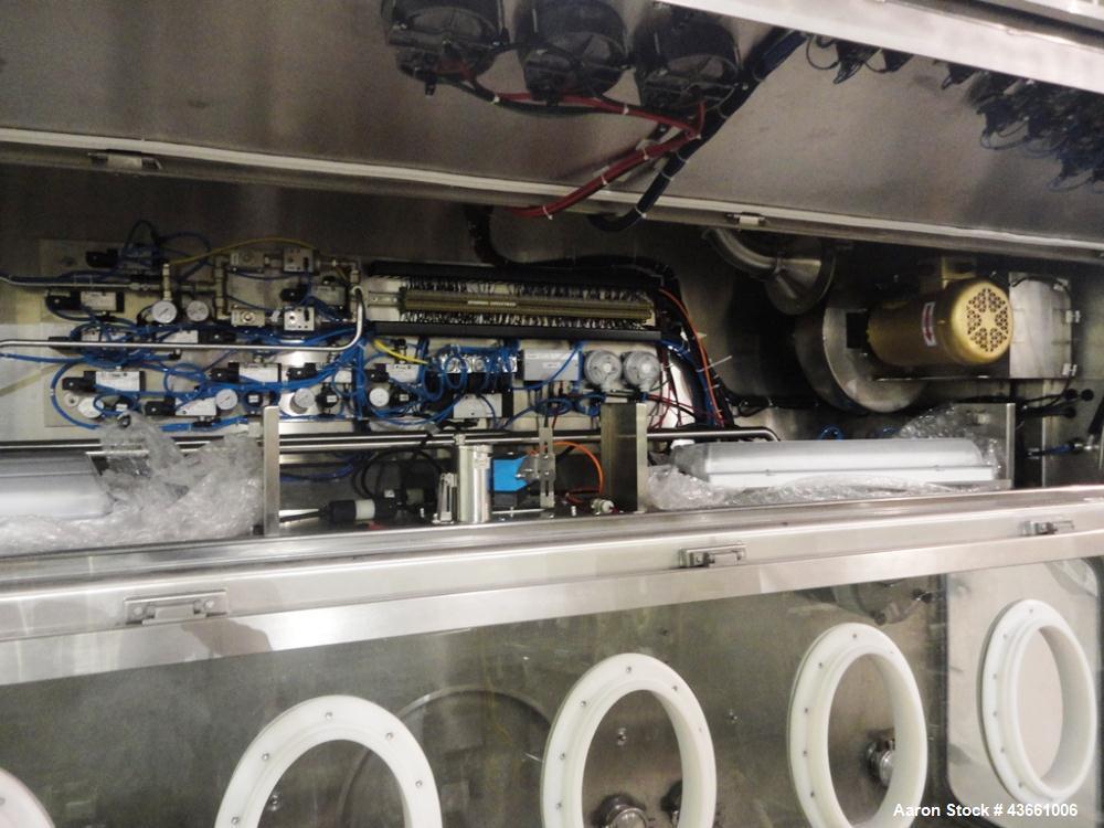 Unused- Stainless Steel Howorth Air Technology Isolator