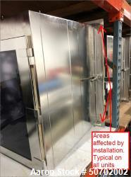 Used- Dynamic Systems Inc Cleanroom