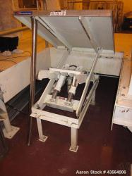 Used- Advance Lifts Hydraulic Lift Table