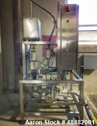 Used- Malvern Insitec In-Process Particle Size Analyzer