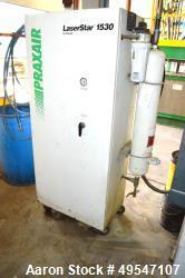 Used- Praxair Laserstar 1530 Laser Assist Gas Generator.