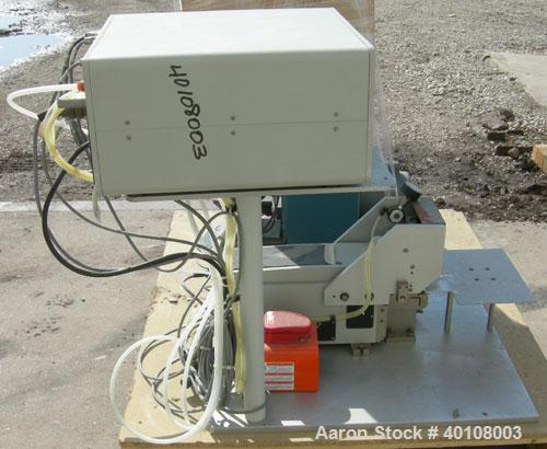 Used:Amtech Ultrasonic Welder, Model ULTRAWELD 20.Capable of producing a weld area of 150 square millimeters with a 3000 wat...