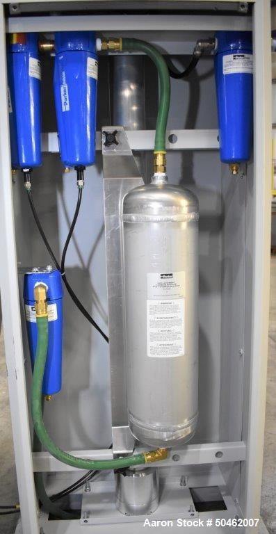 Used- Parker Balston Membrane Nitrogen Generator.
