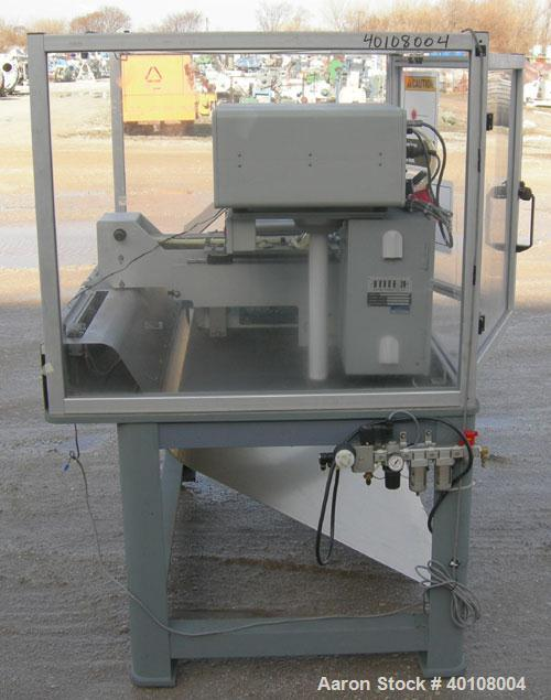 Used:  Amtech Ultrasonic Welder, Model UW-20- SPECIAL.  Capable of producing a weld area of 150 square millimeters with a 30...