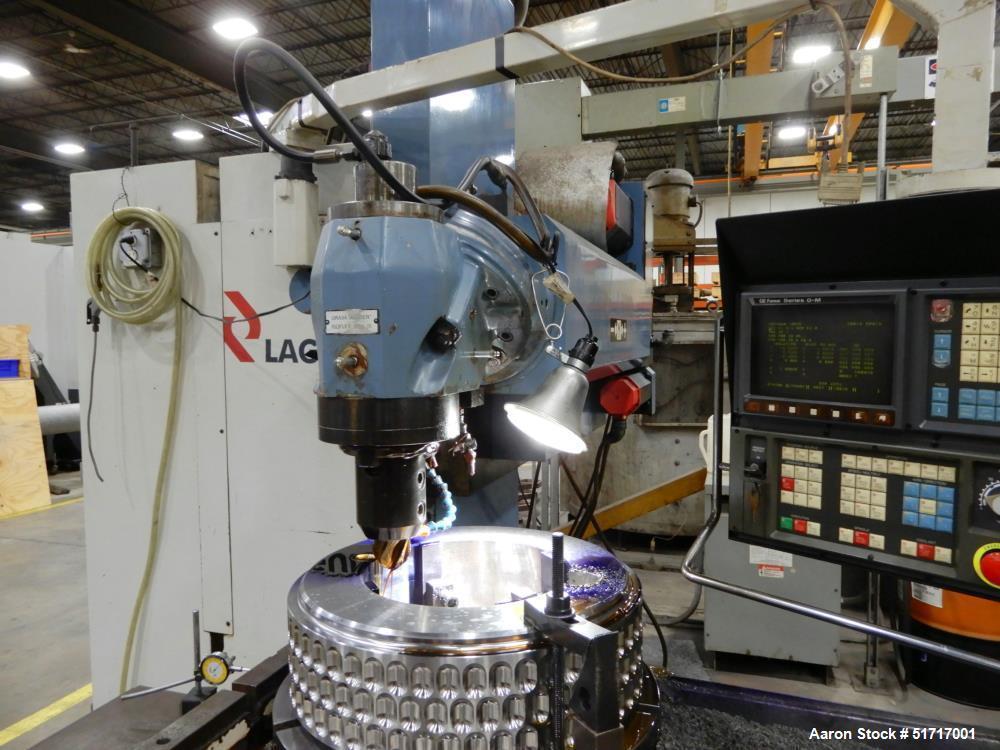 Used- Lagun CNC Universal Milling Machine