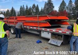 New Unused- QMH 20 Foot Loading Ramp 20,000 Lb Capacity