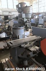 Bridgeport Mill, S/n J-98295