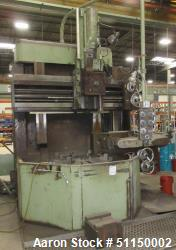 Used- Bullard Cutmaster 75 Vertical Turret Lathe.