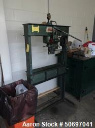 Used- Dake H Press.
