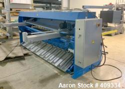 "Used- Guifil ""GHE"" Hydraulic Guillotine Shear, Model GHE630."