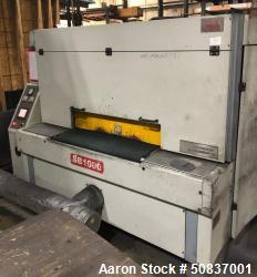 Used- Jonsen Two Sided Deburr Machine