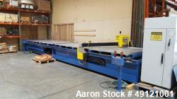 Used- Advanced CNC Controlled Cutting Machine, Model US-15.