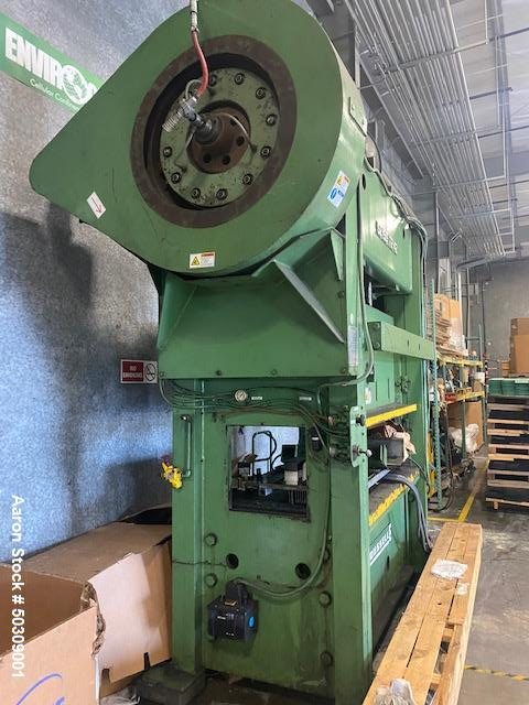 Used- Heim Rousselle Tow Point Straight Side Stamping Press