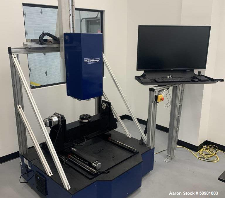 Used- Vision Gauge Digital Optical Comparator