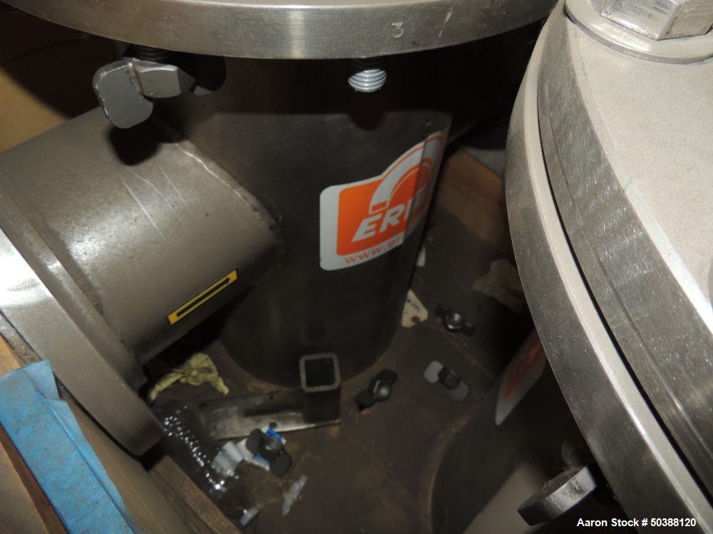 "Unused- Eriez 8"" Rare Earth T-Trap Magnet. Model T8 RE6HP HT250 Trap"