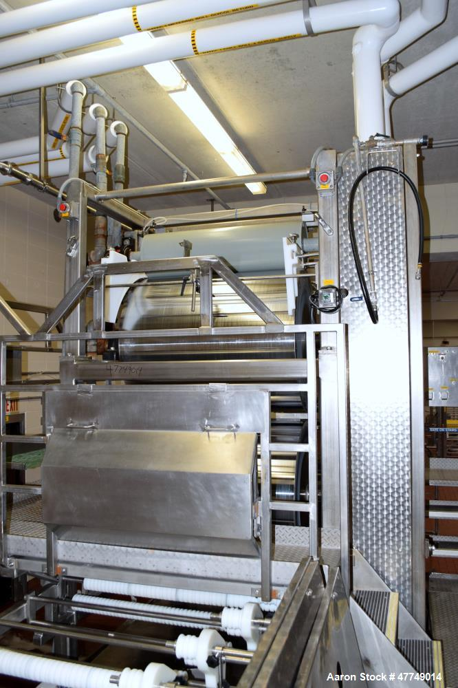 Used- Natec Individually Wrapped Cheese Line