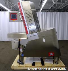 Treif Slicer, Model Divider 660+.  320 x 130 mm / 280 x 160 mm infeed chamber.  Serial # 660000 1786...