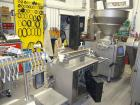 Reconditioned Handtmann V630 Vacuum Stuffer with linker and portion control.  Includes HV216 holding device, 216 PLH perfect...