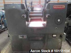 Used- Farrel 2 Roll Mill