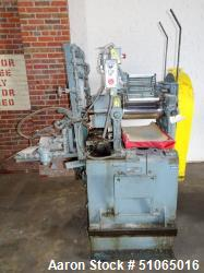 Stewart Bolling Pilot Two Roll Mill