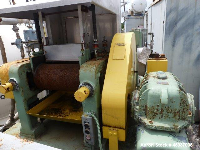 Used- Reliable 2 Roll Mill