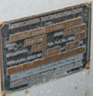 USED: Farrel horizontal two roll mill. 6