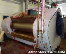 "Used- Buhler 16""x51"" Three Roll Mill, Model SDVE1300"