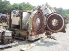 Used-Sprout Waldron Single Disk Refiner, Model 42-1B
