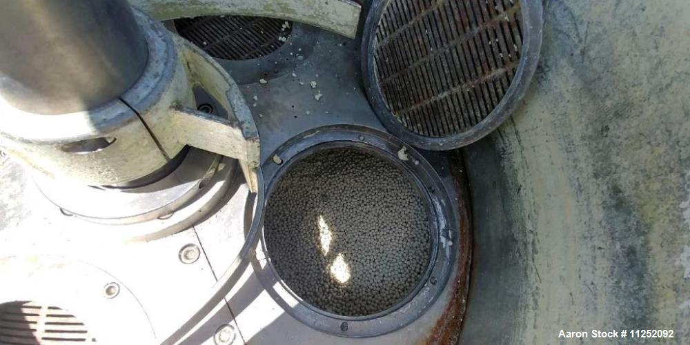 Used- Union Process Attritor Mill, Model Q-100