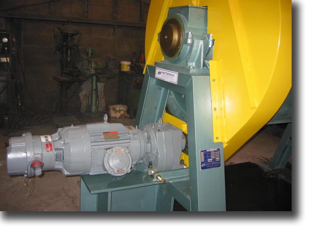 Unused - Patterson Ball Mill; 5' Diameter X 6' Long