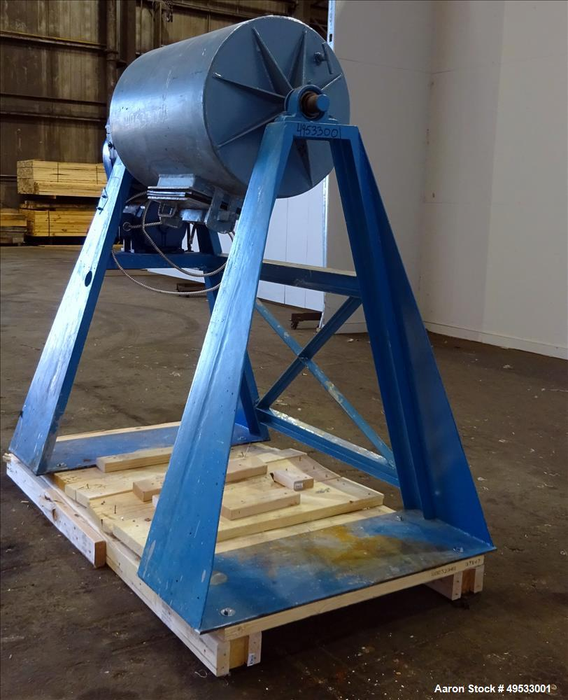 Used- Paul O Abbe Ceramic Lined Ball Mill