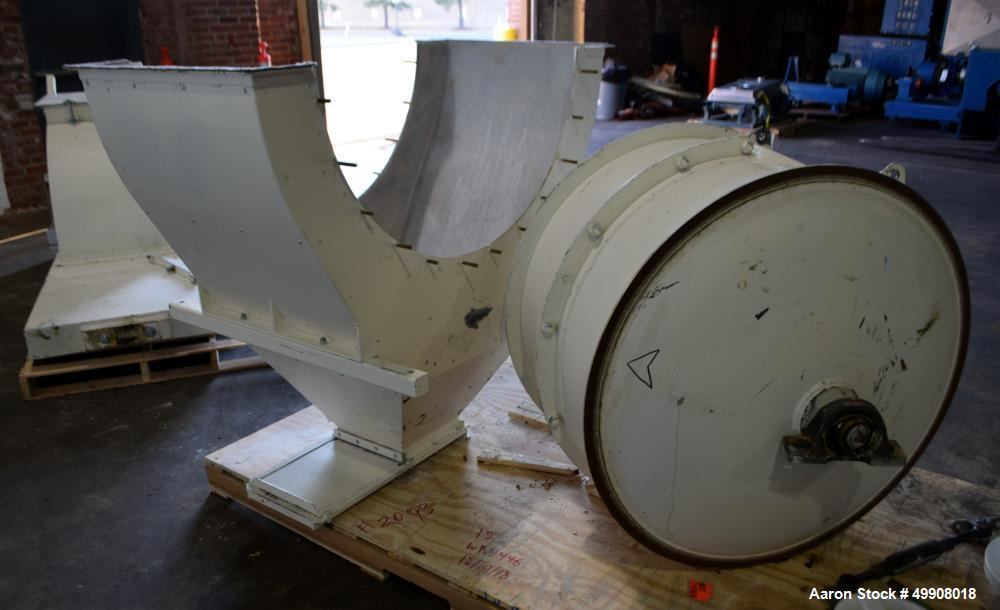 Used- US Stoneware Ball Mill.