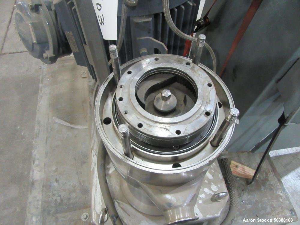 Used- IKA Colloid Mill. Model MK 2000/20